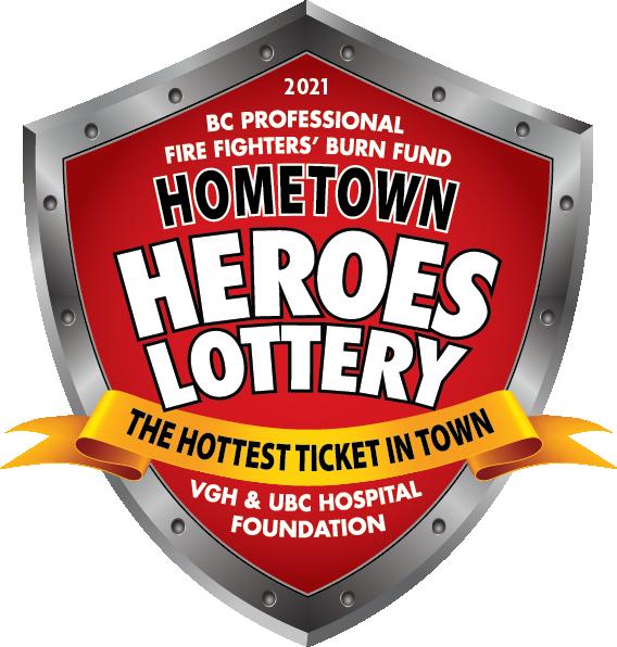 Heroes Lottery logo