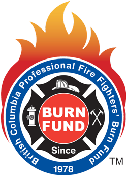 Burn fund logo